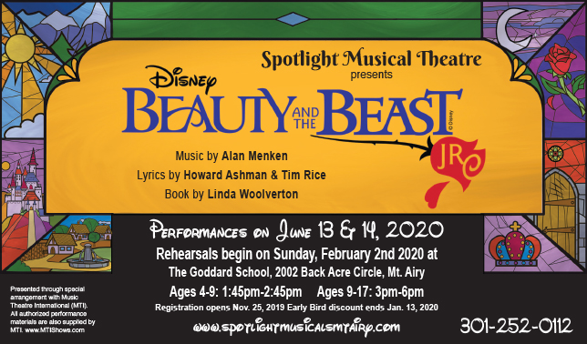 Beauty and the Beast - Spotlight Musical Theatre