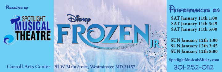 Spotlight Musical Theatre Frozen Jr
